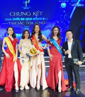 Nha Khoa Đại Phát tự hào là nhà tài trợ vàng cuộc thi Hoa Khôi Du Lịch Đồng Nai